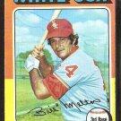 Chicago White Sox Bill Melton 1975 topps baseball card # 11 vg