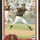 San Diego Padres Bob Shirley 1981 Topps # 49 nr mt