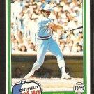 Toronto Blue Jays Rick Bosetti 1981 Topps # 46 nr mt