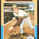 1975 Topps # 248 San Diego Padres Randy Jones