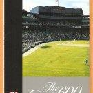 1988 Boston Red Sox 600 Club Folio