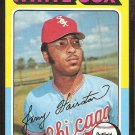 1975 Topps # 327 Chicago White Sox Jerry Hairston