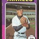 1975 Topps # 426 New York Yankees George Medich good
