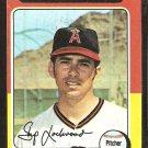 1975 Topps # 417 California Angels Skip Lockwood vg+
