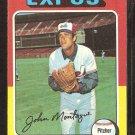 1975 Topps # 405 Montreal Expos John Montague vg/ex