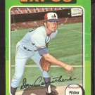 1975 Topps # 438 Montreal Expos Don Carrithers good
