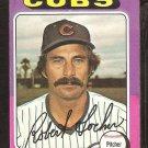 1975 Topps # 434 Chicago Cubs Bob Locker vg/ex