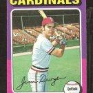 1975 Topps # 429 St Louis Cardinals Jim Dwyer vg+
