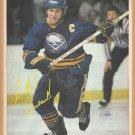 Buffalo Sabres Gilbert Perreault 1991 Pinup Photo