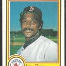 1984 Nestle # 5 Boston Red Sox Jim Rice ex/nm