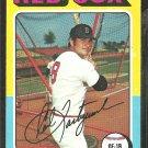 1975 Topps Baseball Card # 280 Boston Red Sox Carl Yastrzemski Yaz ex mt