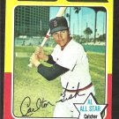 1975 Topps Baseball Card # 80 Boston Red Sox Carlton Fisk nr mt