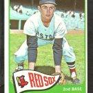 BOSTON RED SOX CHUCK SCHILLING 1965 TOPPS # 272 NR MT