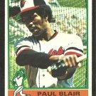 BALTIMORE ORIOLES PAUL BLAIR 1976 TOPPS # 473 EX/EM