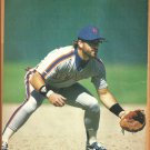 New York Mets Howard Johnson 1990 Pinup Photo