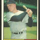 BOSTON RED SOX RIP REPULSKI 1961 TOPPS # 128 EX