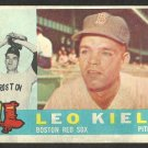 BOSTON RED SOX LEO KIELY 1960 TOPPS # 94