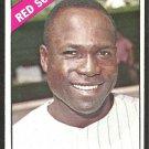 BOSTON RED SOX JOE CHRISTOPHER 1966 TOPPS # 343 EM/NM