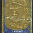 MINNESOTA TWINS HARMON KILLEBREW 1965 TOPPS EMBOSSED INSERT # 56 fair