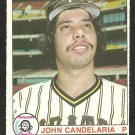 PITTSBURGH PIRATES JOHN CANDELARIA 1979 O PEE CHEE OPC # 29 NR MT