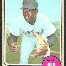 BOSTON RED SOX JOE FOY 1968 TOPPS # 387 EX+