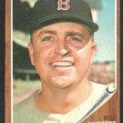 BOSTON RED SOX BILLY MUFFETT 1962 TOPPS # 336