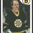 BOSTON BRUINS RICK MIDDLETON 1985 TOPPS # 64 NR MT