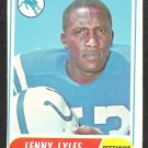 BALTIMORE COLTS LENNY LYLES 1968 TOPPS # 213 VG+/EX