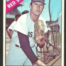 BOSTON RED SOX JERRY STEPHENSON 1966 TOPPS # 396 VG