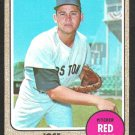 BOSTON RED SOX JOSE SANTIAGO 1968 TOPPS # 123 NR MT