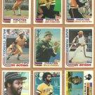 1982 Topps Pittsburgh Pirates Team Lot 27 Willie Stargell Dave Parker Bill Madlock Easler Tekulve