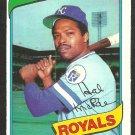 KANSAS CITY ROYALS HAL McRAE 1980 O PEE CHEE OPC # 104 NR MT