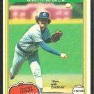 ST LOUIS CARDINALS BRUCE SUTTER 1981 O PEE CHEE OPC # 9