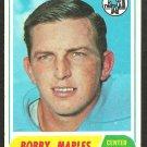 HOUSTON OILERS BOBBY MAPLES 1968 TOPPS # 16 VG