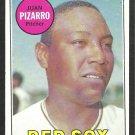 BOSTON RED SOX JUAN PIZARRO 1969 TOPPS # 498 NR MT OC
