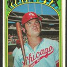 CHICAGO WHITE SOX TOM EGAN 1972 TOPPS #207 VG+/EX
