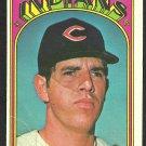 Cleveland Indians Denny Riddleberger 1972 Topps Baseball Card # 642
