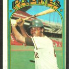 SAN DIEGO PADRES CLARENCE GASTON 1972 TOPPS # 431 VG/EX OC
