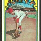 HOUSTON ASTROS ROGER METZGER 1972 TOPPS # 217 VG