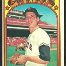 San Francisco Giants Frank Reberger 1972 Topps Baseball Card # 548