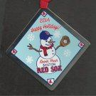2014 Boston Red Sox Team Issued Limited Edition Christmas Ornament