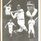 Boston Red Sox Carl Yastrzemski New York Mets David Cone 1989 Pinup Photos