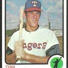 TEXAS RANGERS TOM GRIEVE 1973 TOPPS # 579 NR MT