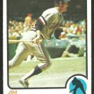MINNESOTA TWINS JIM KAAT 1973 TOPPS # 530 VG
