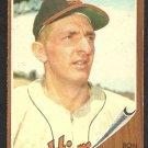 Baltimore Orioles Ron Hansen 1962 Topps Baseball Card 245 vg/ex