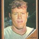 Los Angeles Angels George Witt 1962 Topps Baseball Card 287 vg/ex