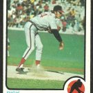CALIFORNIA ANGELS RICK CLARK 1973 TOPPS # 636 vg