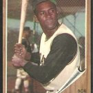 PITTSBURGH PIRATES ROBERTO CLEMENTE 1962 TOPPS # 10 good