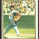 CHICAGO WHITE SOX RICH GOSSAGE 1974 TOPPS # 542 VG