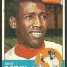 PITTSBURGH PIRATES JULIO GOTAY 1963 TOPPS # 122 good